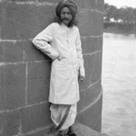 Meher Baba at Toka in 1928-29