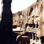 Kailasha Temple ; photo by Anthony Zois