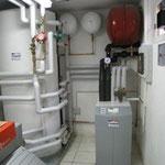Stiebel Eltron Grundwasserpumpe mir 1000 L Durchlaufspeicher