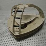 CNC Fräsarbeiten Holz Trikopter