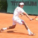 Finalist Julio Peralta (Chile)