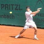 Halbfinalist Richard Drazny (TB Erlangen, BTV)