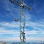 Gipfelkreuz des Rinnerkogels