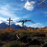 Gipfel des Brandberges