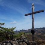 Gipfelkreuz am Beilstein