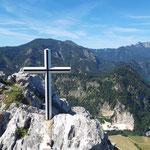 Gipfelkreuz des Kleinen Schobersteins
