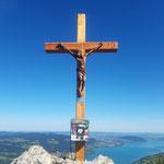 Gipfelkreuz des Mahdlgupfs