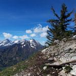 Gipfel mit Aussicht