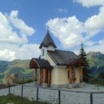 Wengeralm Kapelle