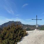 Gipfel des Marienköpfles