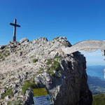 Himmelspforte und Schafberg-Gipfel
