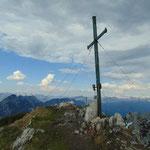 Gipfel des Braunedlkogels