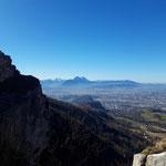 Ausblick über Salzburg