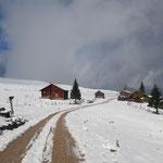 Vorbei an Wiesleralm, Schafbergblickhütte und Erlbachhütte