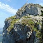 Felsengipfel des Stoananen Jagas