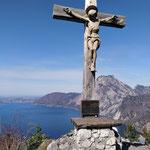 Gipfelkreuz des Kleinen Sonnsteins