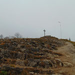 Gleich haben wir den Zwölferhorn Gipfel erreicht