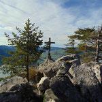 Gipfel des kleinen Schönbergs