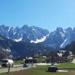 Ausgangspunkt Berghof Predigtstuhl