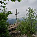Gipfel des großen Landsberges
