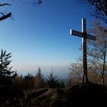 Gipfel des Kolgerauer Spitzes