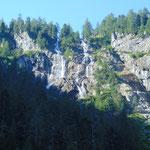 Der Wasserfall liegt noch ein Stückchen entfernt