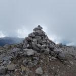 Gipfelpyramide der Kreuzspitze