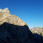 Wieder der Blick auf die umliegenden Berge