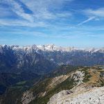 Ausblick ins tote Gebirge