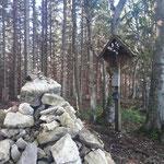Gipfel des Kruckenbrettls