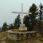 Am Gipfel der Pillsteinhöhe