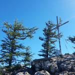 Gipfelkreuz des Großen Schobersteins