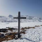 Am Speikberg Gipfel angekommen - was für ein Ausblick
