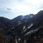 Ausblick Richtung Pfannstein, Rauher Kaibling, Nackter Kaibling