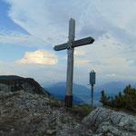 Gipfelkreuz des Wörschacher Reidlings