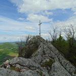 Gipfelkreuz der Kreuzmauer