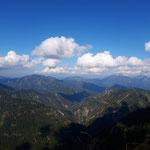 Ausblick über den Nationalpark Kalkalpen