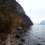 Weiter entlang am Seeufer