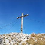 Gipfelkreuz der Kremsmauer