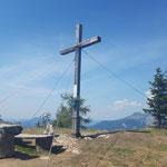 Gipfelkreuz der Bleckwand