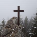 Gipfelkreuz des Lärlkogels