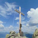 Gipfel des Graukogels