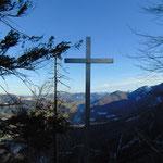 Gipfel des Hutkogels