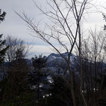 Ausblick auf den gegenüberliegenden Schafberg