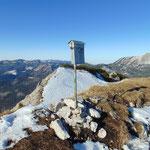 Am Greimuth Gipfel