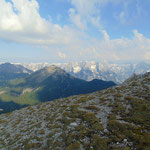 Blick auf das Tote Gebirge