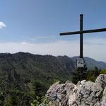 Gipfel des Schabenreitnersteins