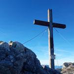 Gipfelkreuz der Trisselwand
