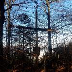 Ochsenkogel Gipfelkreuz