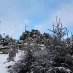 Gipfel des Hochsteins